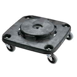 Modellbeispiel: Square Dolly / Fahrwagen -BRUTE- Rubbermaid, mit 4 Rollen (Art. 12493)