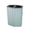 Recyclingstation -Munich- 100 Liter aus Stahlblech, ...