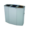 Recyclingstation -Munich- 160 Liter aus Stahlblech, ...