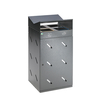 Recyclingstation -Cubo Amado- 200 Liter aus Stahl mit ...